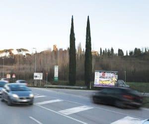 Collestrada / uscita E45