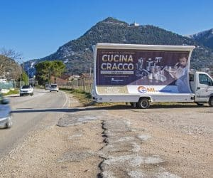 Gubbio / via Parruccini