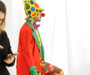 Clown animatori bambini