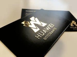Huawei ristorante