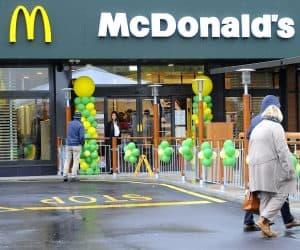 Inaugurazione McDonald's Fabriano