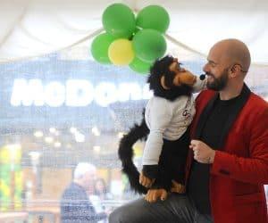 Nicola Pesaresi Ventriloquo / McDonald's Fabriano