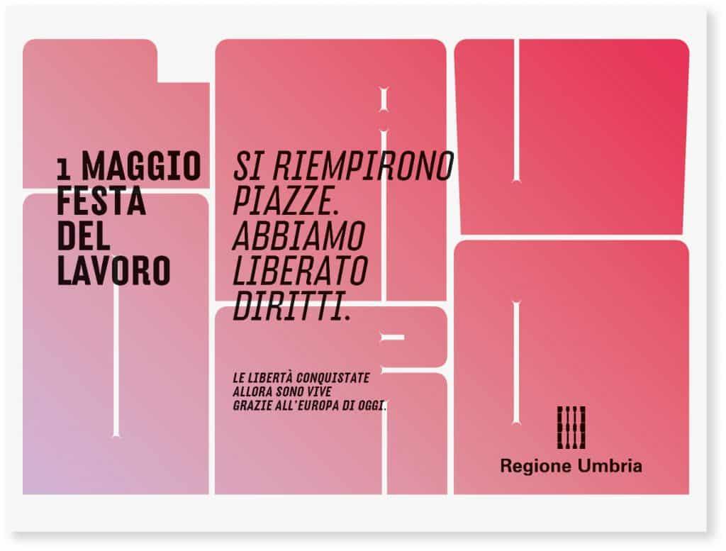 Regione Umbria / 1° maggio