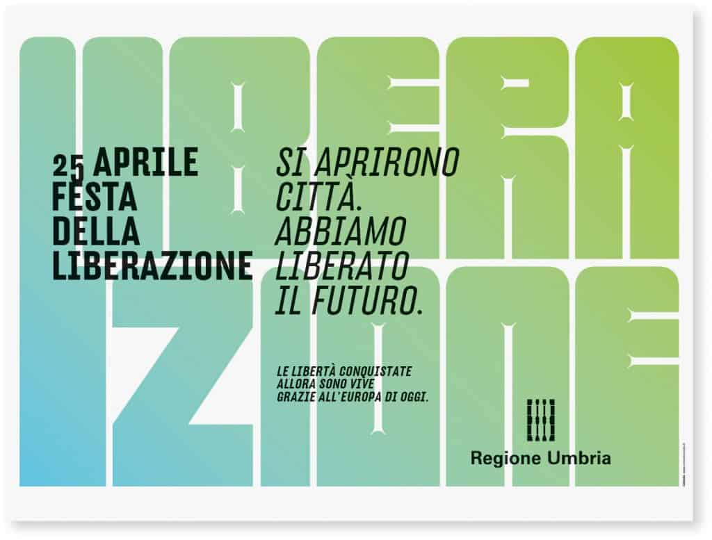 Regione Umbria / 25 aprile