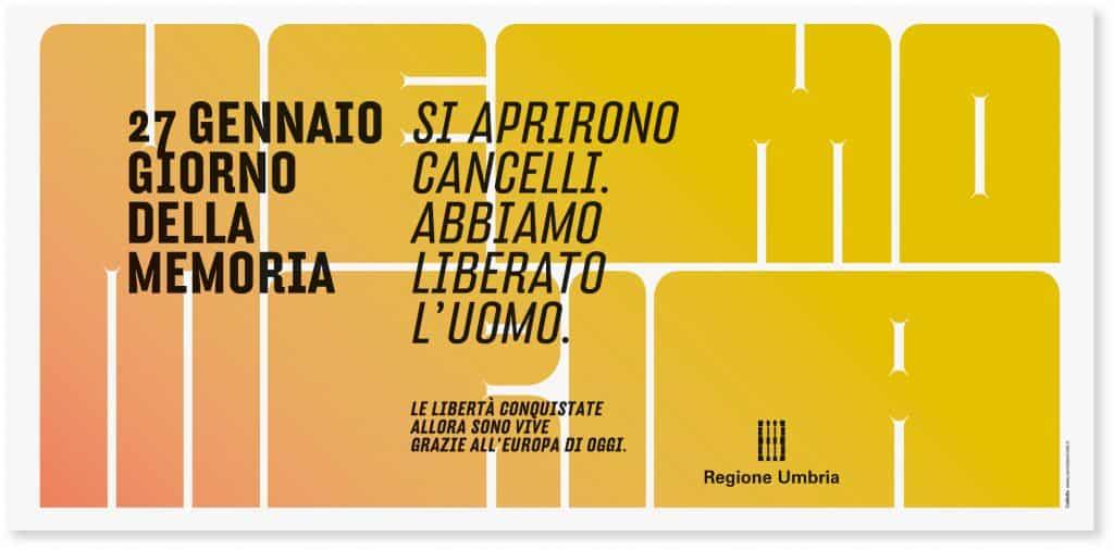 Regione Umbria / 27 gennaio