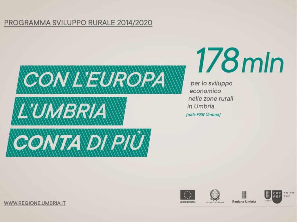 Regione Umbria / programma sviluppo rurale
