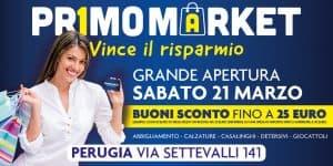 Nuova apertura / Primomarket