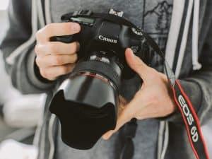 Scatti fotografici e post produzione