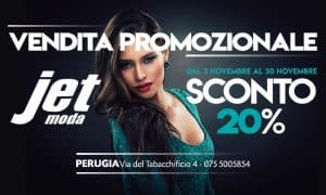 Vendita promozionale / Jet Moda